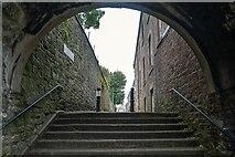 NT9953 : Berwick-Upon-Tweed : Scotsgate by Lewis Clarke