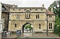 SO7745 : Great Malvern - Priory Gatehouse by Colin Smith