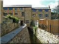 SP1438 : Former silk mill, Chipping Campden by Chris Allen