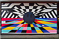 SJ8498 : 50 Windows of Creativity #15 by David Dixon