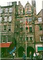 NT2573 : Gladstone's Land, Lawnmarket, Edinburgh by Humphrey Bolton