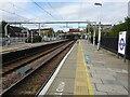 TQ4687 : Goodmayes railway station, Greater London by Nigel Thompson