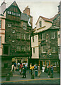 NT2673 : Moubray House and John Knox House, High Street, Edinburgh by Humphrey Bolton