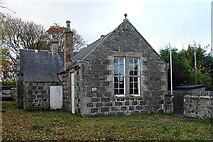 NJ5046 : Old Schoolhouse by Anne Burgess