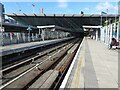 TQ3884 : Stratford (Low Level) railway station, Greater London by Nigel Thompson