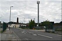 SJ7996 : Trafford Park Rd by N Chadwick