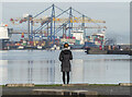 J3576 : Belfast Harbour by Rossographer