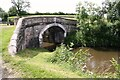 SD9153 : Steg Neck Bridge (No. 169) on the Leeds & Liverpool Canal by Roger Templeman