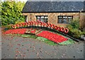 NS5574 : Garden of Remembrance, Milngavie by Richard Sutcliffe