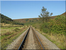 SE8495 : Railway in Newtondale by T  Eyre