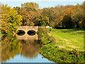 SK9668 : Brace Bridge, Bracebridge by Oliver Mills
