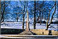 NY7146 : War memorial at Alston - 2 by Trevor Littlewood