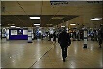 TQ2980 : Green Park Station by N Chadwick