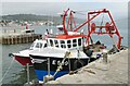 SY3391 : Lyme Regis - Harbour by Colin Smith