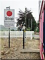 SY2592 : Colyford - Level Crossing by Colin Smith