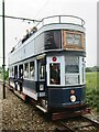 SY2590 : Seaton Tramway - Car 9 by Colin Smith