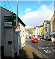 SO2118 : Bilingual direction sign, Beaufort Street, Crickhowell by Jaggery