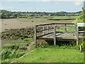SY2591 : Axmouth - Viewing Platform by Colin Smith
