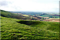 SE4891 : Marl Pit on Dunsforth's Hill by Andy Waddington