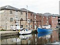 SX9291 : Exeter - Historic Harbour by Colin Smith
