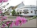 SY4889 : Burton Bradstock - The Anchor Inn by Colin Smith