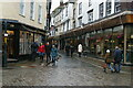 TR1457 : Canterbury: Mercery Lane by Christopher Hilton