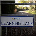 SZ0795 : East Howe: Learning Lane by Chris Downer