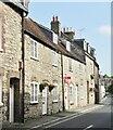 SY6990 : Dorchester - North Square by Colin Smith