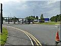 SE1629 : Entrance to Expect Distribution, Staithgate Lane, Bradford by Stephen Craven