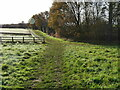 TG3130 : Path junction by David Pashley