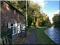 SO8379 : Old Smithy Tearoom along the Staffordshire and Worcestershire Canal by Mat Fascione