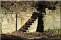 SK2999 : Stone steps by Dave Pickersgill