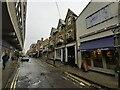 SP5106 : Little Clarendon Street in Oxford by Steve Daniels
