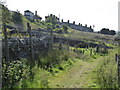 SD7891 : The Pennine Bridleway near Garsdale Station by Dave Kelly