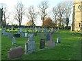SK3524 : Commonwealth war graves, Ticknall churchyard by Christine Johnstone