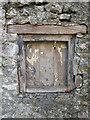 ST7348 : A wooden hatch by Neil Owen