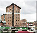 SO8218 : Gloucester Docks - Victoria Warehouse by Colin Smith