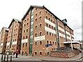 SO8218 : Gloucester Docks - Herbert Warehouse by Colin Smith