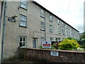 SS9512 : Former workers' housing, Heathcoat Square, Tiverton by Chris Allen