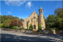 NZ0516 : Barnard Castle : St Mary's Catholic Church by Lewis Clarke