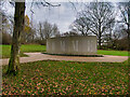SD8304 : The Somme Memorial in Heaton Park by David Dixon