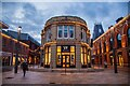 SK9771 : The Corn Exchange, Lincoln by Oliver Mills