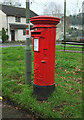 SX9166 : Postbox, by Teignmouth Road, Torquay by Derek Harper