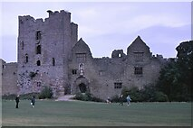 SO5074 : Ludlow Castle by Geoffrey William Sutcliffe