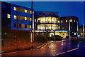 SD7807 : Radcliffe Primary Health Care Centre by David Dixon
