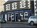 NT3336 : Tweeddale Thrift Shop, Innerleithen by Jim Barton