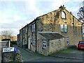 SE2233 : Gable End Terrace, Pudsey by Stephen Craven