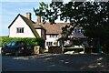 TM1336 : Pond Hall Farmhouse by N Chadwick