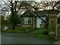 SE2233 : Pudsey Park: lodge by Stephen Craven