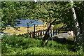 TQ6327 : Overflow, Wadhurst Park Lake by N Chadwick